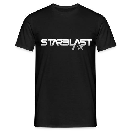 DJ STARBLAST 3D WHITE - T-shirt Homme