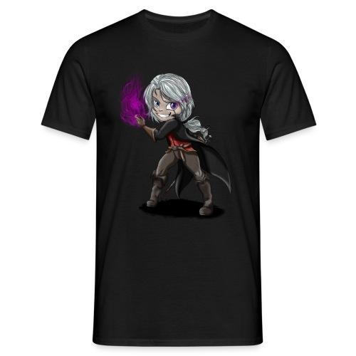 Chibi Warrior - T-shirt Homme