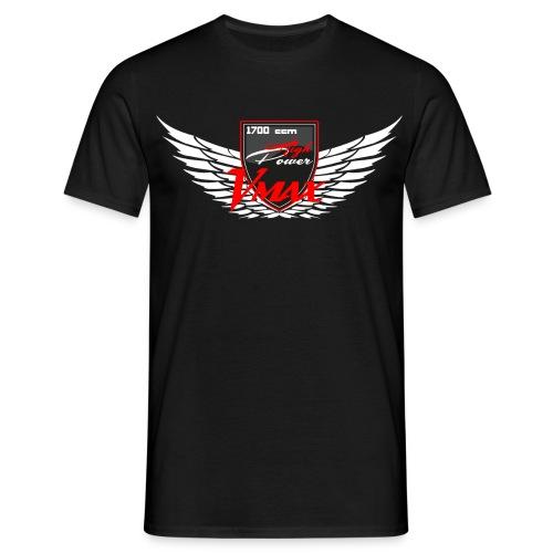 fluegel gen2 png - Männer T-Shirt