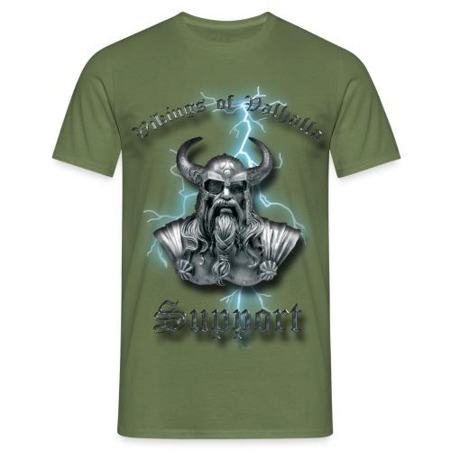Lyn png - Herre-T-shirt