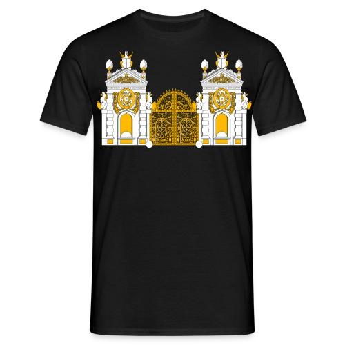 Hamstead Marshall Gates (Double Sided) - Men's T-Shirt