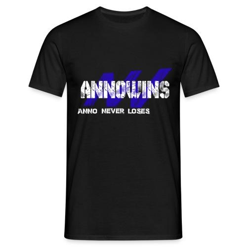 Annowins Wit Cup png - Men's T-Shirt