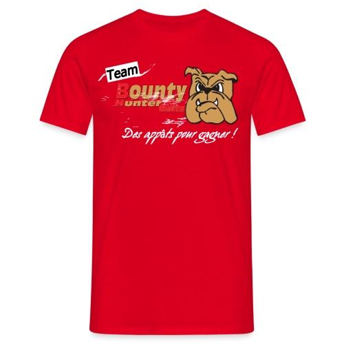 devantteeshirtteambhb png - T-shirt Homme