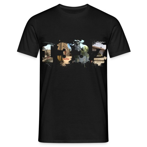 1337 png - Men's T-Shirt