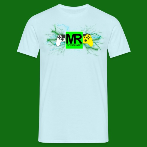 MRE Logo + Controller - Männer T-Shirt