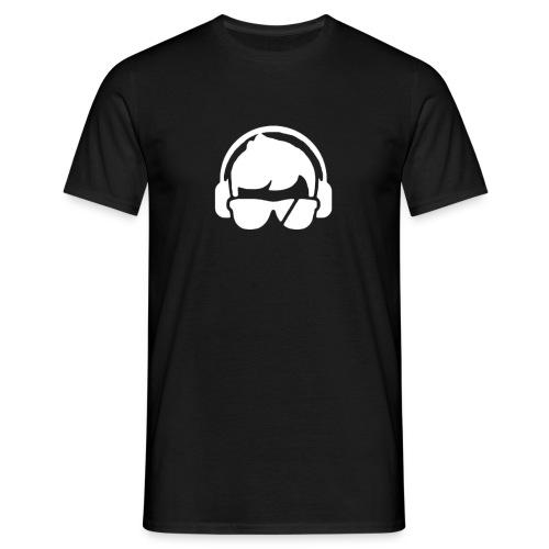 hansHead - T-skjorte for menn