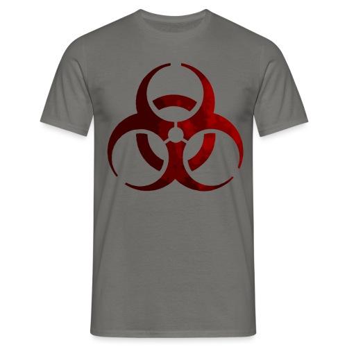 Biohazard (2) - Camiseta hombre