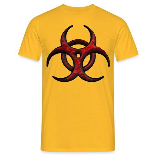 biohazard 3D 2 - Camiseta hombre