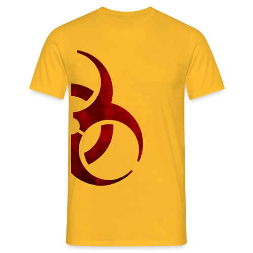 Biohazard der - Camiseta hombre