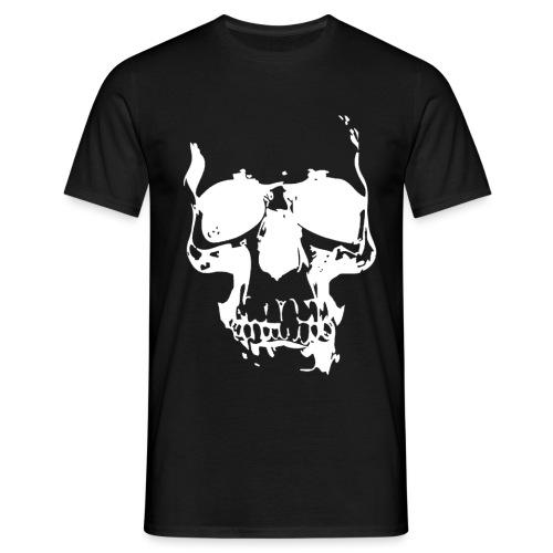 Totenkopf - Männer T-Shirt