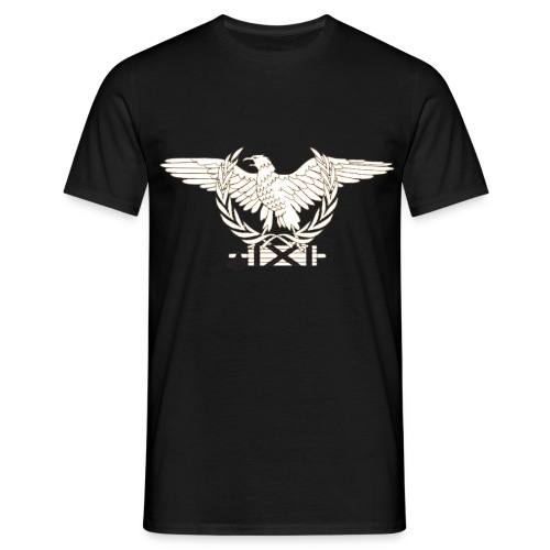Invictus Logo - Men's T-Shirt
