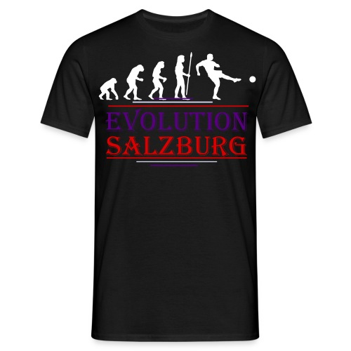 EvolutionSBG - Männer T-Shirt