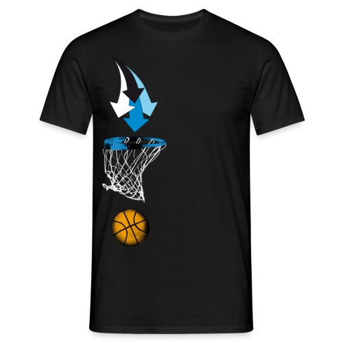 congstar basketball - Männer T-Shirt