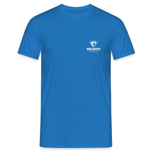 AS Shirt Front White - Männer T-Shirt