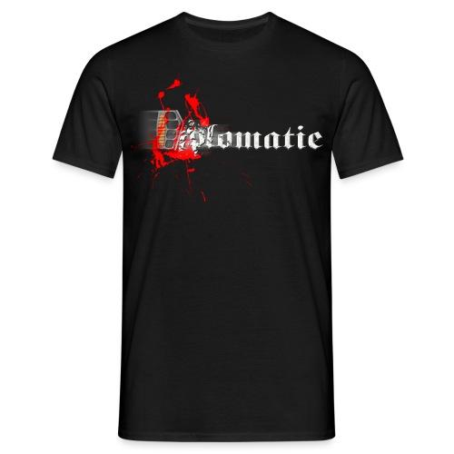 diplomatie - Männer T-Shirt