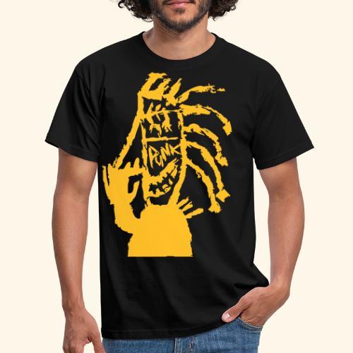 punk - Miesten t-paita