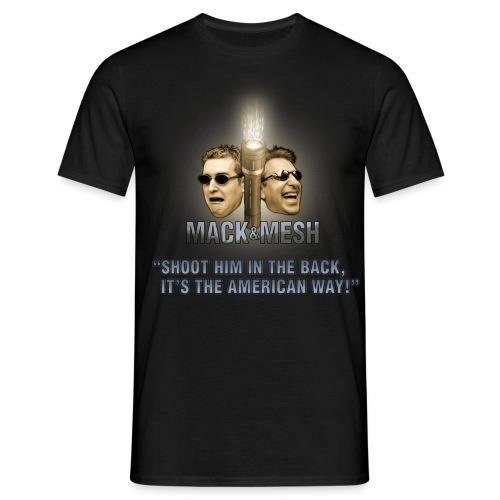 Season 9 AmericanWay - Men's T-Shirt