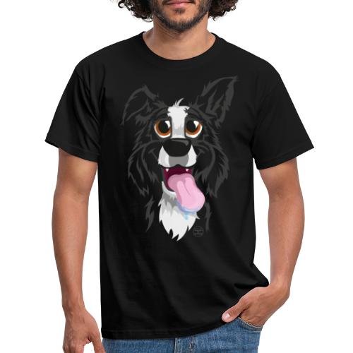Another Funny Border Collie - Men's T-Shirt