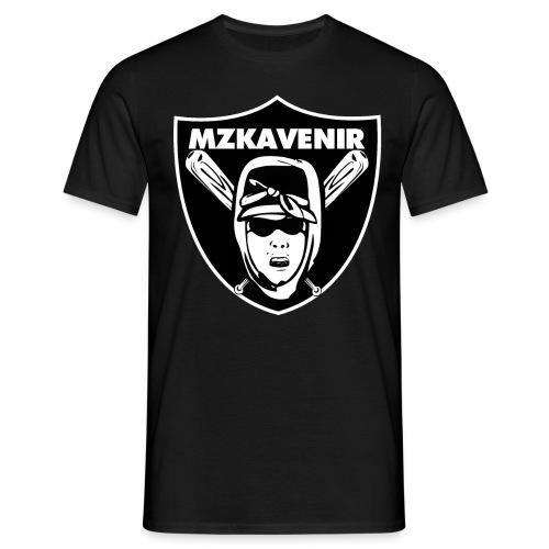 mzkavenir raiders - T-shirt Homme