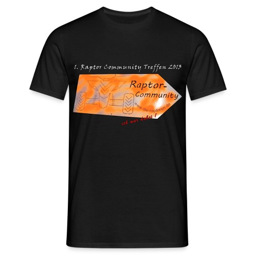 shirtschild - Männer T-Shirt