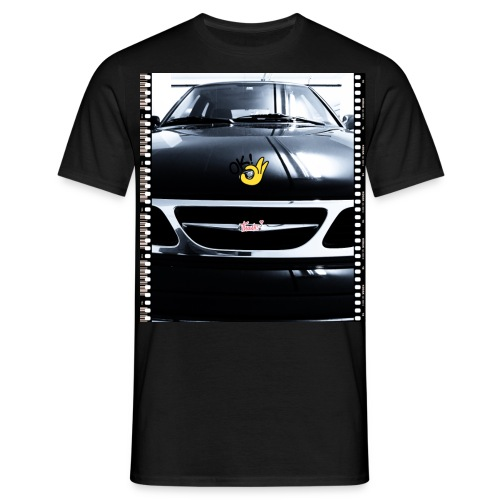Individuell Reisen - Männer T-Shirt