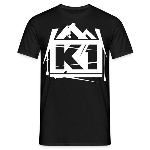 k1 - Mannen T-shirt