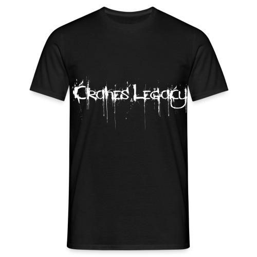 CRANES LEGACY weiss - Männer T-Shirt