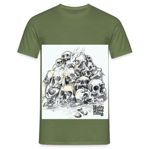 The Deathhill - Männer T-Shirt