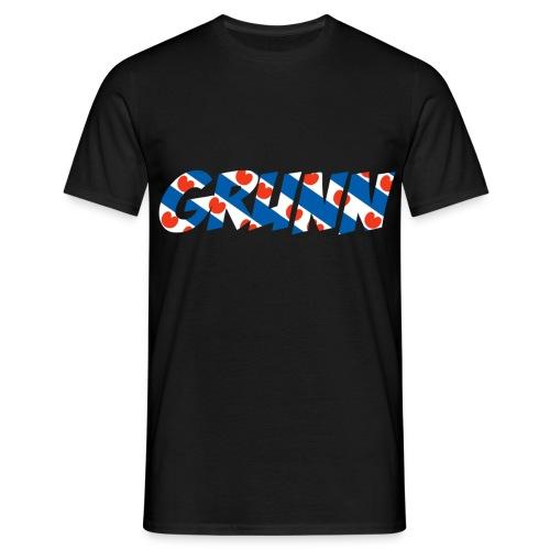 Grunn - Mannen T-shirt