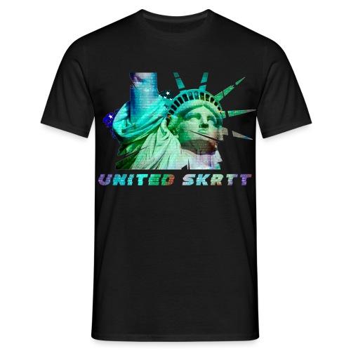 Camiseta Estatua De La Libertad - Camiseta hombre