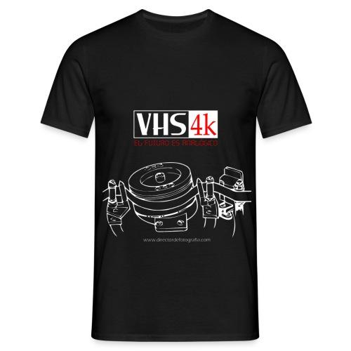 VHS 4K - Camiseta hombre