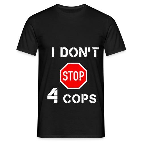 dontstop - Männer T-Shirt