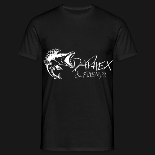 DAPHEXandFRIENDS White - Männer T-Shirt