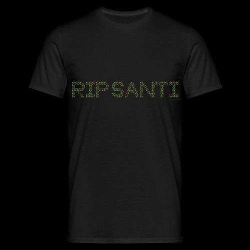 RIP SANTI 1542425615503 - T-shirt herr