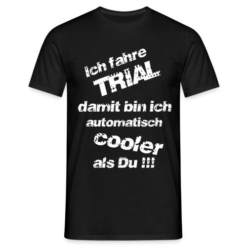 cooler png - Männer T-Shirt