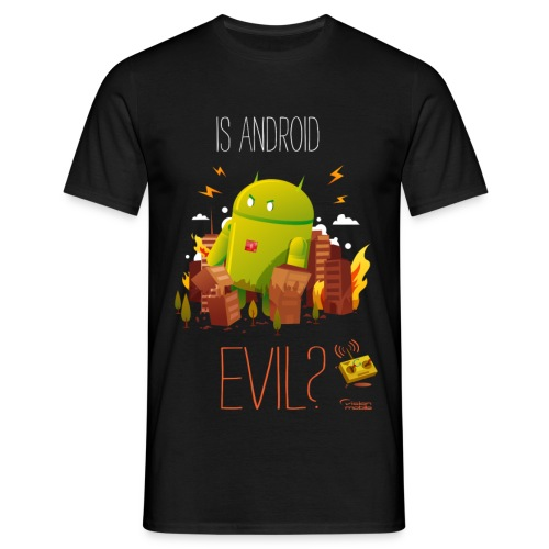 VMtshirt android PNG - Men's T-Shirt