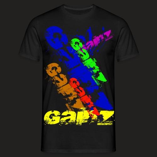 gainz multip.png - Men's T-Shirt