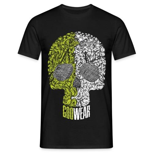 totenkopf design - Männer T-Shirt