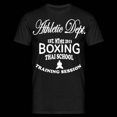 ATHLETIC CLUB : MUAY THAI SCHOOL 92 - T-shirt Homme