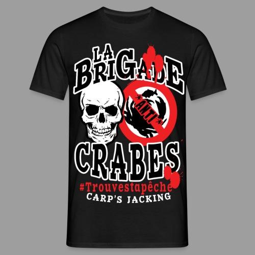 brigade anti crabe - T-shirt Homme
