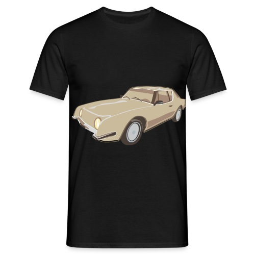 studebakeravanti01agold - Men's T-Shirt