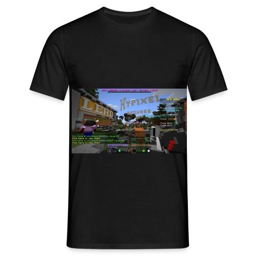 JA TAK S LOGO - Herre-T-shirt