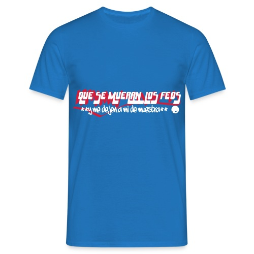 qsm3 - Camiseta hombre