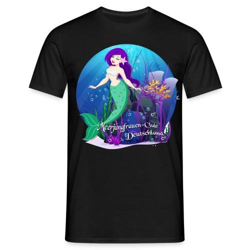 Meerjungfrauen-Club-Nixe1 - Männer T-Shirt