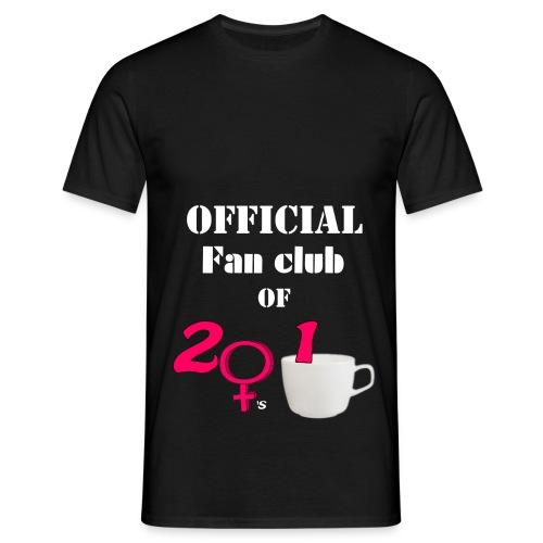 2Girls1Cup valk - Miesten t-paita