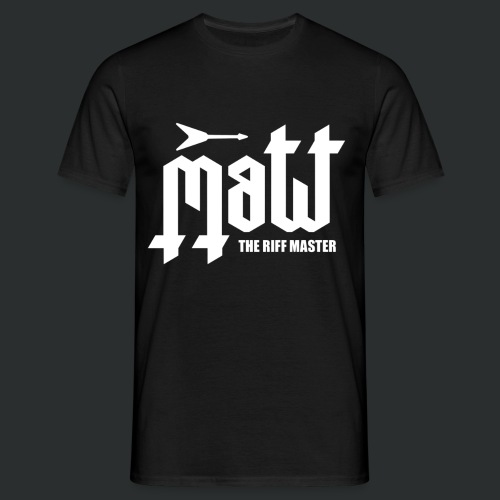 Matt TRM - Men's T-Shirt