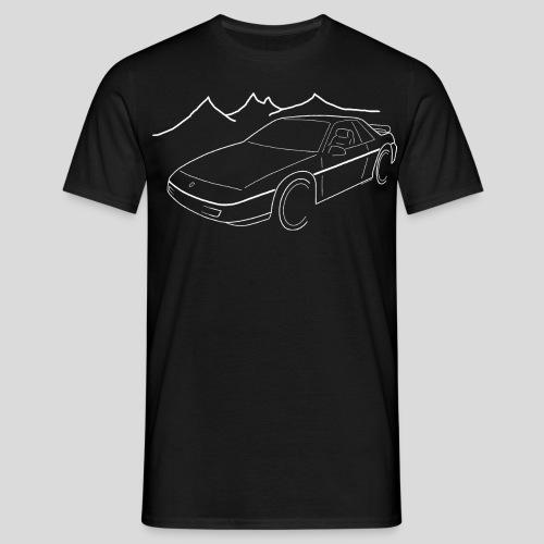 Fiero Formula weiss ohne - Männer T-Shirt