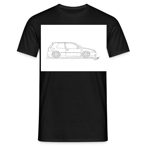r32 airride - Männer T-Shirt
