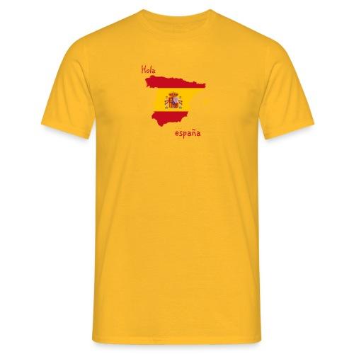 Hola España - Männer T-Shirt