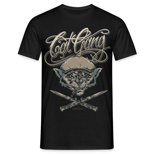 cat gang 2015 unido23 - Männer T-Shirt